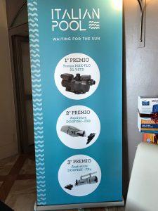 Italian Pool 3 premi Convegno