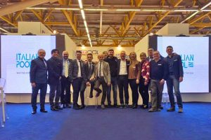 Forum Piscine 2019 Italian Pool srl - team fiera