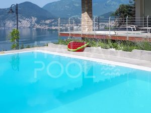 piscina-in-collina-lago di italian pool srl