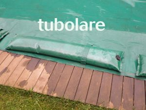 tubolare per coperture piscine